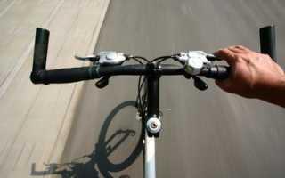 Как отрегулировать задние тормоза на велосипеде