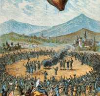 Первый воздушный шар