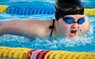 Плавание 100 метров норматив