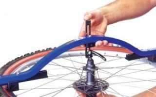 Как правильно подтянуть спицы на велосипеде