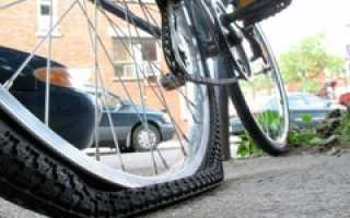 Сколько должно быть давление в шинах велосипеда