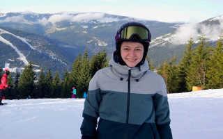 Мастер класс по сноуборду